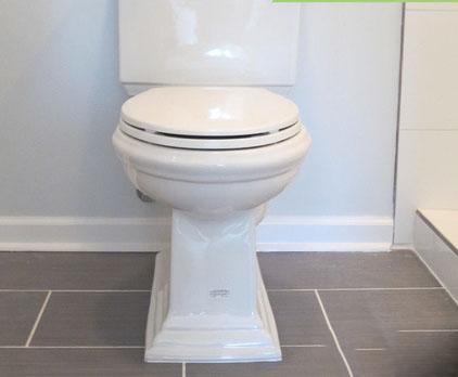 نحوه نصب توالت فرنگی